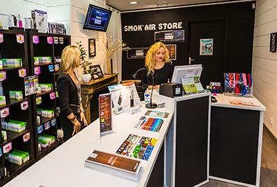 SMOK'air Store - Spécialiste de la cigarette électronique