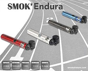 Pack SMok'Endura