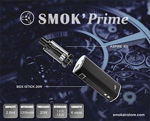 Pack SMok'Prime